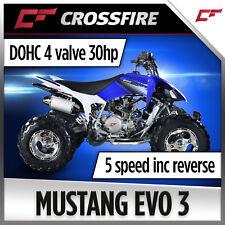 Crossfire Mustang 250cc EVO3 Sports Quad Bike  Keep up with Yamaha Raptor 350