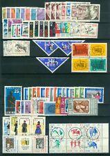 DDR Jahrgang 1964 , gestempelt , Auswahl aus Michel Nr. 1004 - 1083