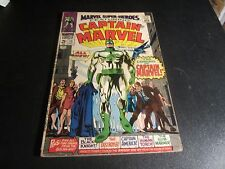 MARVEL SUPER-HEROES #12 1ST EVER CAPTAIN MARVEL KEY ISSUE !!!!