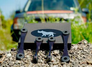 Land Rover LR3 05-09   LR4 Suspension Lift Kit Sport 06-13 Proud Rhino Lift Rods
