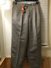 Style Man Trousers 34x30 New With Tags Taupe Nice Pants