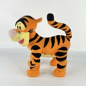 Pounce 'n Bounce Tigger Winnie the Pooh Disney Fisher Price 2003  See Videos!