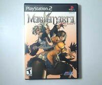 Magna Carta: Tears of Blood (Sony PlayStation 2, 2005)