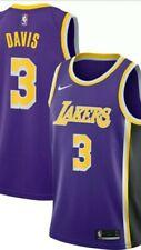 Nwt Anthony Davis Lakers Nike Swingman Dri Fit Icon Edition Jersey Size Mens L