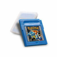GBC Pokemon Blue Version Cartridge Card Cart for Nintendo Game Boy Color Gift
