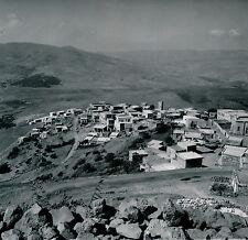 HARET-TURKMAN c. 1960 - Près du Krack des Chevaliers Syrie - DIV 3575