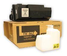 Kyocera Tk-362 Laser Toner/drum Unit Fs-4020dn - Black - 20000 Page Yield