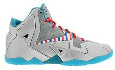 """Nike Lebron XI """"Barber Shop"""" Youth Exclusive Shoes Size 6.5y or Women's SZ 8"""