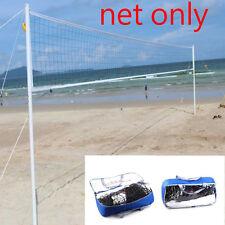 3in1 Game Size 32x3 Volleyball Beach Tennis Badminton Net System Indoor Outdoor