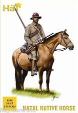 HAT 8182 NATAL NATIVE HORSE. ZULU WARS.  1/72 SCALE PLASTIC FIGURES