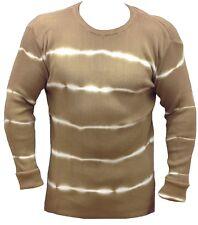 TOM TOMPSON Herren Pulli Pullover Langarm T-Shirt L Sportlich Modern Edel Weich