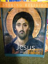 Seeking Religion Jesus Textbook School Religious Studies RE RS