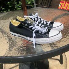 New Men's Skate Chuck Taylor Low Top Black Size 10 Converse Shoes