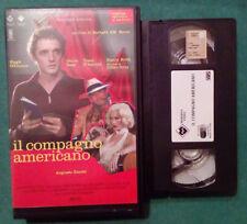 VHS FILM Ita Commedia IL COMPAGNO AMERICANO augusto zucchi ex nolo no dvd(VH74)