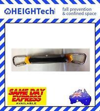 HEIGHTech 6kN Shock Absorber Lanyard Shockie plus 2 FREE (Krab033) Carabiners