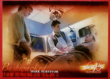 Joss Whedon's FIREFLY - Card #20 - Dark Survivor - Inkworks 2006