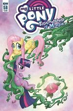 My Little Pony Friendship is Magic #58 Comic 1st Print IDW NM ships in T-Folder