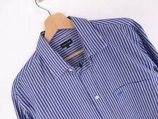 mh1106 JAEGER Camisa top azul tiras original premium talla M