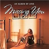 CD DOUBLE ALBUM - Various Artists - Missing You (An Album Of Love