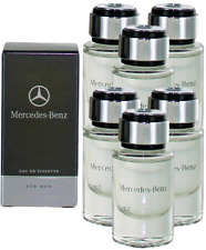 Mercedes Benz By Mercedes-Benz For Men Combo Pack: Mini EDT Cologne (6x0.24oz)
