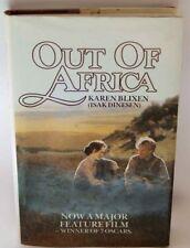 Out of Africa Karen Blixen (Isak Dinesen) Guild Publishing 1986 HARDCOVER RARE