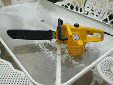 GMC ELECTRIC CHAIN SAW MADE IN ITALY Tools Powertools