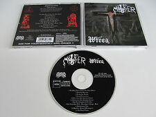 MYSTIFIER Wicca CD 1992 VERY RARE BRAZILIAN BLACK ORIGINAL 1st PRESSING OSMOSE!!