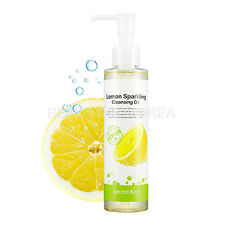 [SECRET KEY] Lemon Sparkling Cleansing Oil 150ml / Dead skin cell managing