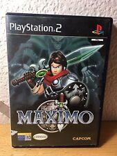 MAXIMO PS2 Pal España