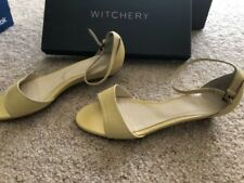 Witchery Women's Leather Platforms & Wedges Heels for Women