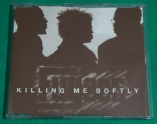 Fugees - Killing Me Softly BRAZIL ONLY PROMO 1 track CD 1996 Lauryn Hill