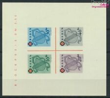 Franz. Zone-Baden Mi.-number.: block2i (complete issue) unused 1949 Re (9397807