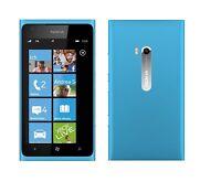 Nokia Lumia 900 Cyan Windows Phone 16 GB Blau Smartphone Ohne Simlock