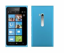 Nokia Lumia 900 Cyan Windows Phone 16 GB Blau Smartphone Ohne Simlock
