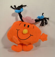 """2001 Mr Silly & Little Miss Fickle 5"""" McDonald's EUROPE Reversible Action Figure"""