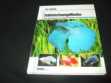 Rajiv Masillamoni & Dr. Jürgen Schmidt - Schleierkampffische