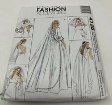 McCall's Fashion Accessories 4126 Uncut Pattern Wedding Veils