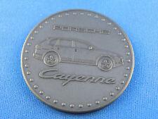 """Porsche Medaille Bronze 2003  """"Porsche Cayenne""""  (B93)"""