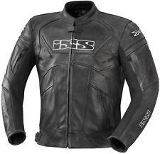 iXS Hype Motorradlederjacke 58 schwarz
