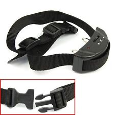 Anti No Bark Stop Barking Tone Shock Control Training Collar For Small Size Dogs