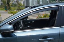 MIT for Volvo V40 (4pcs) In-channel window Deflector Visors (2013-on)