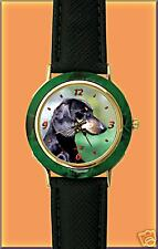 Montre Chien TECKEL - Watch with DACHSHUND DOG