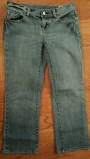 SEVEN 7, WOMEN'S DENIM CAPRI/CROPPED JEANS, SIZE 25