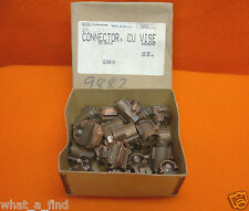 25 Lot New Hubbell GC-8010 GC8000 Fargo Vise Copper Wire Connector GC8010