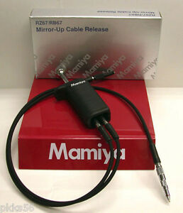 Mamiya RB / RZ MIRROR UP CABLE RELEASE