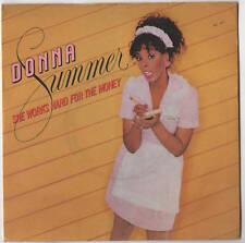 "Donna Summer - She Works Hard For The Money 7"" Sgl 1983"