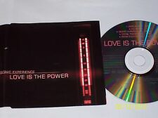 Sonic Experience - Love Is The Power  (CD Single/1998)