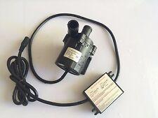 5-24V Mini Smart Water Pump DC50B-24130S 1800LPH 13M Smart Submersible Low noise