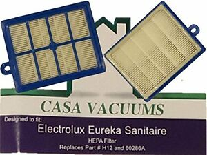 Electrolux H12 Hepa Filter EL012W fits Oxygen, Jet Maxx, Harmony Canister Vacuum