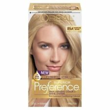 Loreal Superior Preference Hair Color, Champagne Blonde, 8.5a - 1 Ea (Pack of 3)